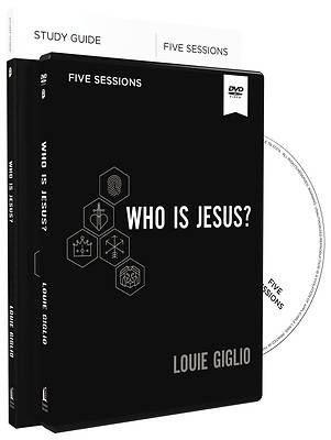 Who Is Jesus? Study Guide and DVD