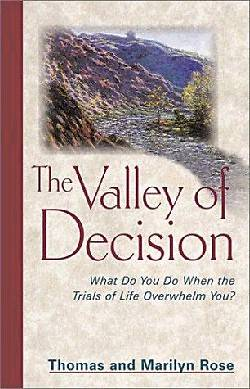 The Valley of Decision