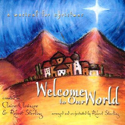 Welcome To Our World Listening CD