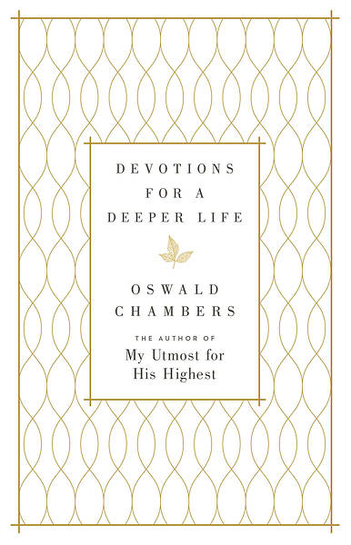 Devotions for a Deeper Life