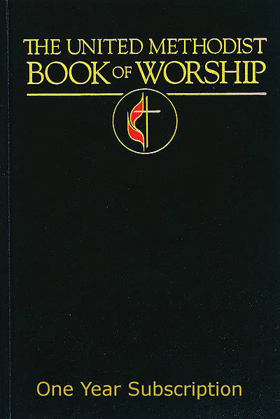 The United Methodist Book of Worship Online Subscription  - 1 Year