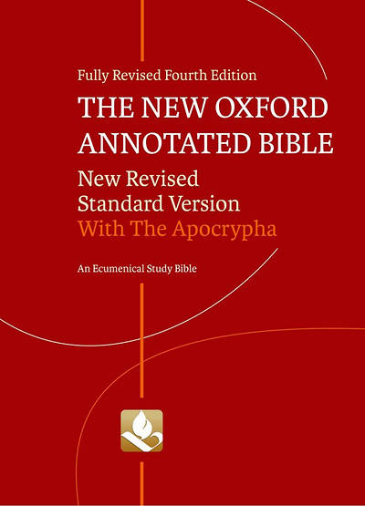 The New Oxford Annotated Bible with Apocrypha New Revised Standard Version