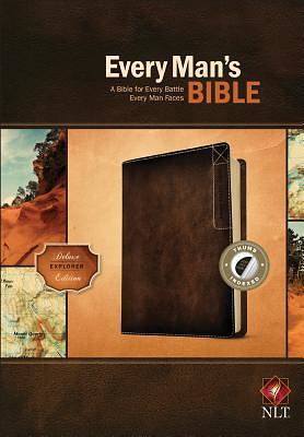 Every Mans Bible NLT, Deluxe Explorer Edition