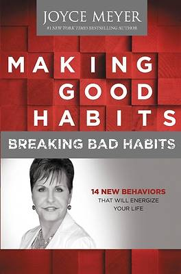 Making Good Habits, Breaking Bad Habits - Large Print Edition