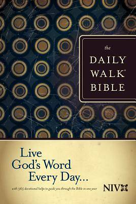 New International Version Daily Walk Bible