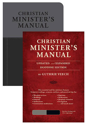 Christian Ministers Manual-Updated and Expanded