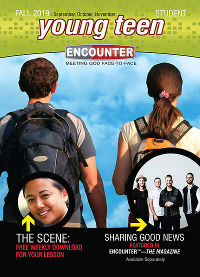 Encounter Young Teens Student Fall