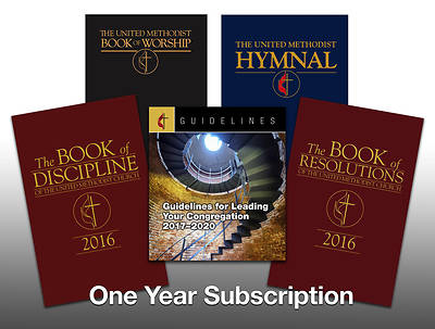 United Methodist Full Site Online Subscription - 1 Year