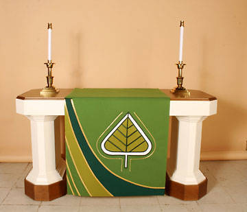 Abbott Hall Ascension Series N6352 Ordinary Time Altar Antependia