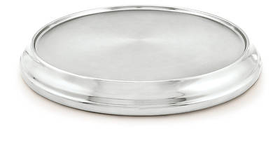 Silvertone Communion Tray Base