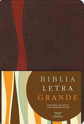 Hand Size Giant Print Bible-Rvc