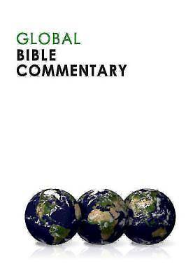 Global Bible Commentary - eBook [ePub]