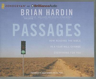 Passages: How Reading the Bible in a Year Will Change Everything for You Audiobook