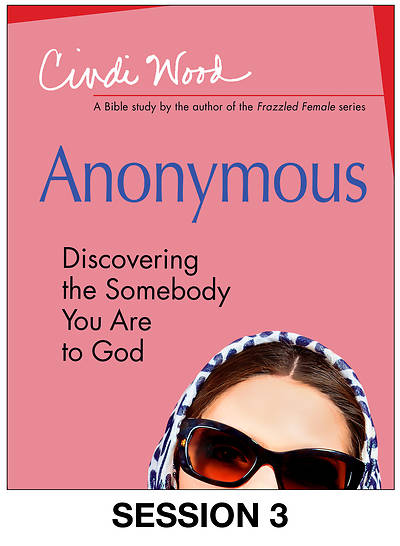 Anonymous - Womens Bible Study Streaming Video Session 3