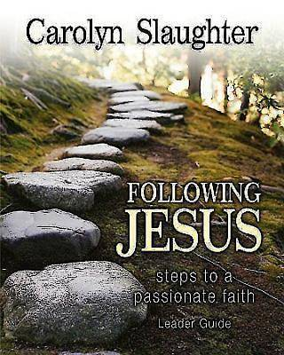 Following Jesus Leader Guide - eBook [ePub]