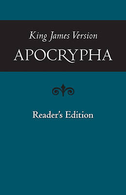 King James Version Apocrypha Readers Edition