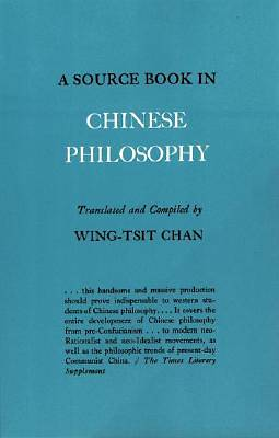 A Source Book in Chinese Philosophy [Adobe Ebook]
