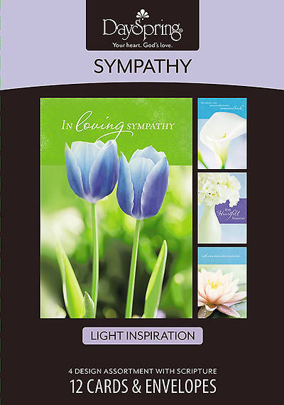 Sympathy to All - Sympathy Boxed Cards - Box of 12