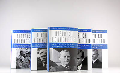 The Complete Dietrich Bonhoeffer Works Series 16 Book Set