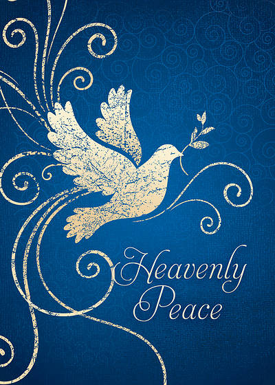 Heavenly Peace Christmas Boxed Cards