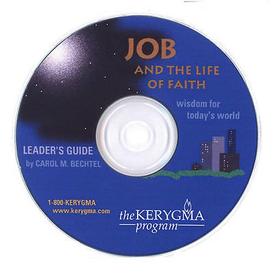 Kerygma - Job and the Life of Faith Leaders Guide CD-ROM