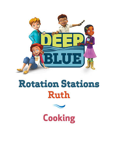 Deep Blue Rotation Station: Ruth - Cooking Station Download