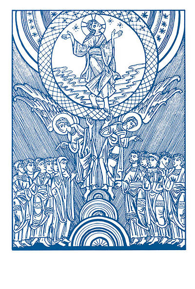 Holy Day Bulletin - Ascension - Year A (Package of 50)