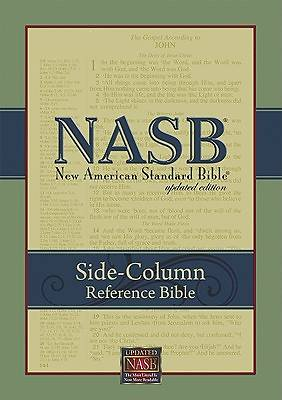 New American Standard Bible Side Column Reference Updated Edition