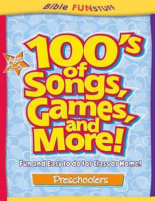 100s of Songs, Games and More for Preschoolers