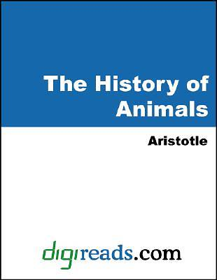 The History of Animals [Adobe Ebook]