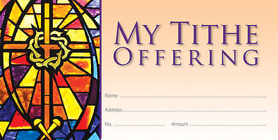 My Tithe General Offering Envelope