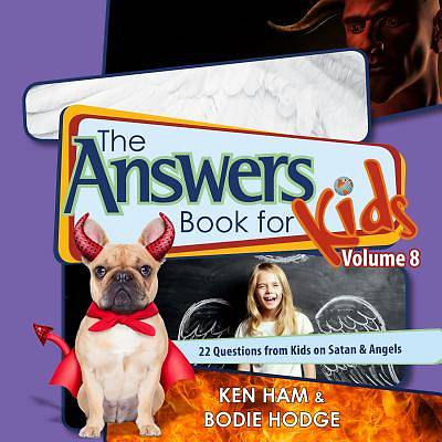 The Answers Book for Kids Volume 8