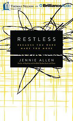 Restless Audiobook - CD