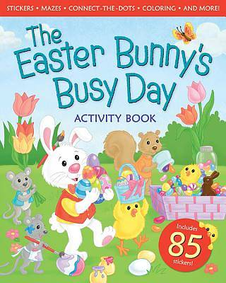The Easter Bunnys Busy Day Activity Book