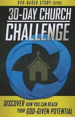 30-Day Church Challenge DVD-Based Study Kit