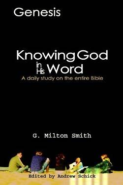 Knowing God in His Word-Genesis