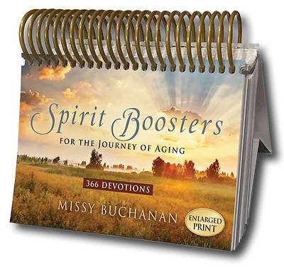 Spirit Boosters for the Journey of Aging