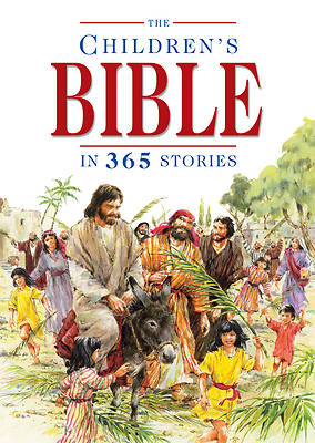 The Childrens Bible in 365 Stories