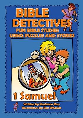 Bible Detectives Samuel