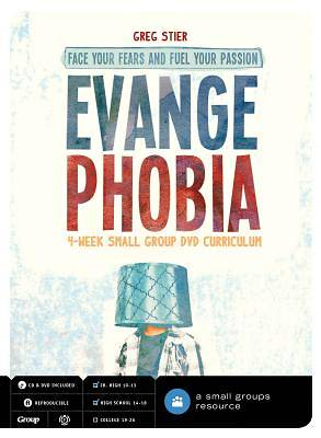 EvangePhobia 4-Week Small Group DVD Curriculum