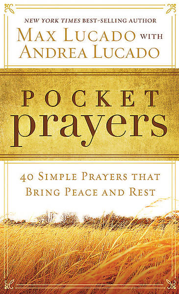 Pocket Prayers - Pack of 10