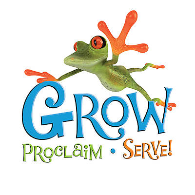 Grow, Proclaim, Serve! Praying in the Garden Video Download - 3/30/2014 Ages 7 & Up