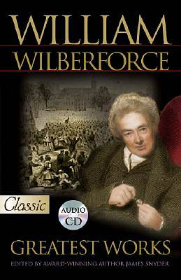 William Wilberforce with CD (Audio)