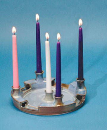 Advent Candles Refill Set