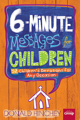 6-Minute Messages for Children [ePub Ebook]