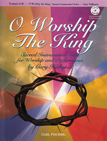 O Worship The King Instrumental Songbook (Flute)