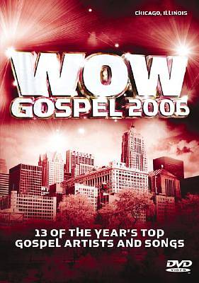 Wow Gospel 2006 DVD