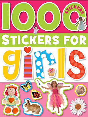 1000 Stickers for Girls [With Sticker(s)]
