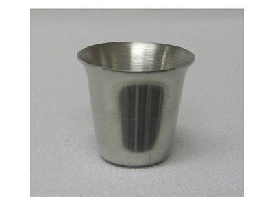 Stainless Steel Communion Cups (Pkg of 40)