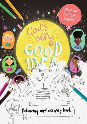 Gods Very Good Idea - Coloring and Activity Book